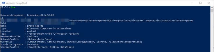 Creating an Azure Windows Virtual Machine Image – Part 2
